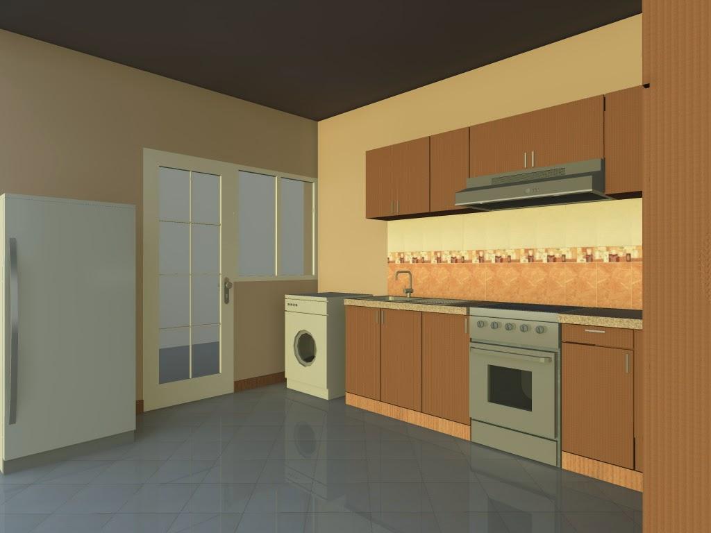 J up remodelaci n de cocina lavander a for Cocina y lavanderia juntas