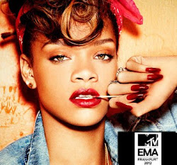 Rihanna and Taylor Swift Dominate 2012 MTV Europe Music Award Nominations