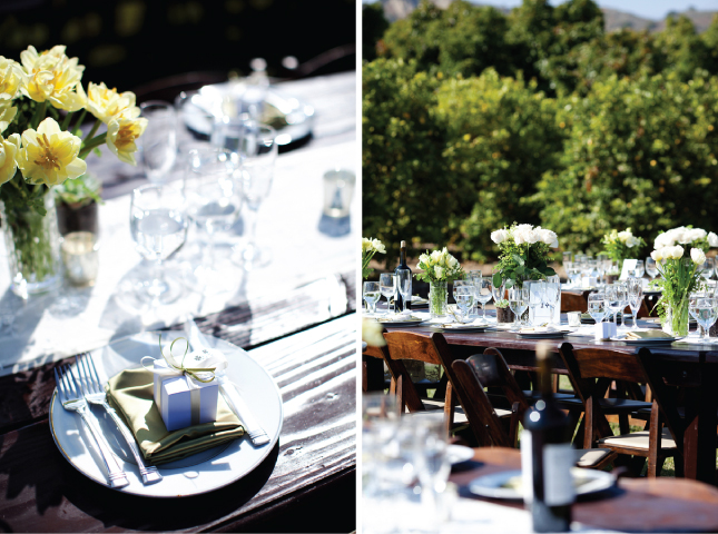 Elegant Ranch Wedding with Handmade Details - Belle the Magazine . The ...