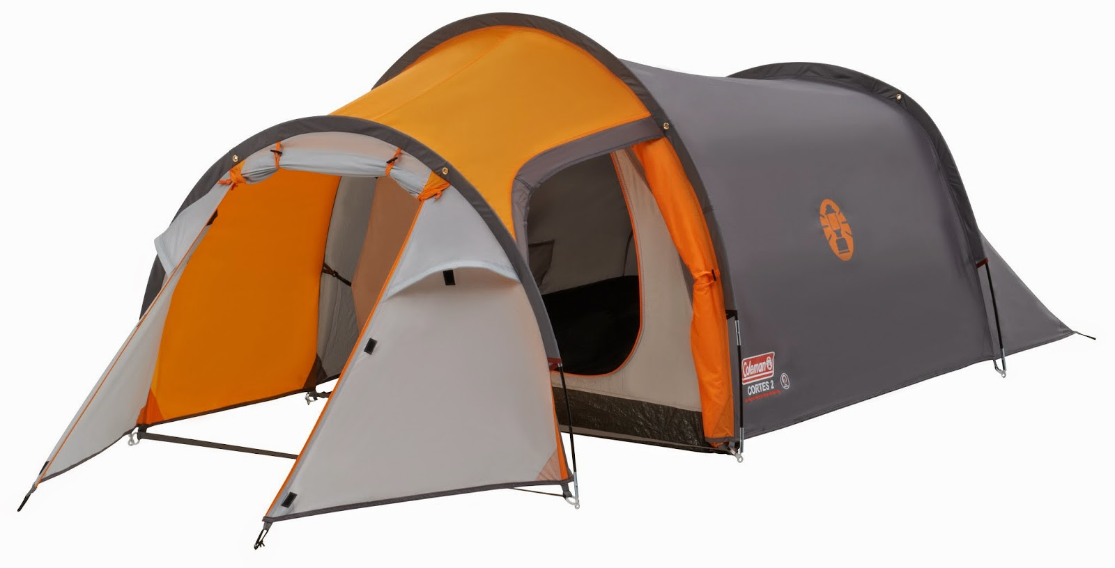 Cortes 2 from Coleman a little Tent with Some Great Features .  sc 1 st  IBEX C&ing Blog & IBEX Camping Blog: Cortes 2 from Coleman a little Tent with Some ...