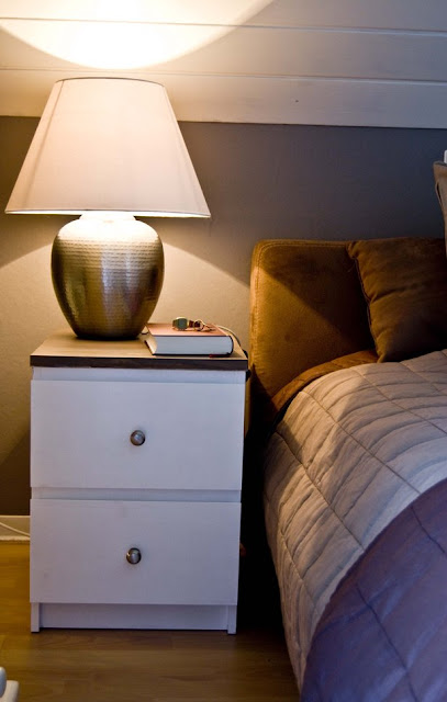See more of the revamped Malm nightstands. ~ Lydia Pudel, Deutschland