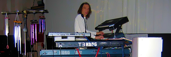 АстроФест - 2008 | полная аудиозапись концерта композитора Андрея Климковского на ежегодном фестивале любителей астрономии