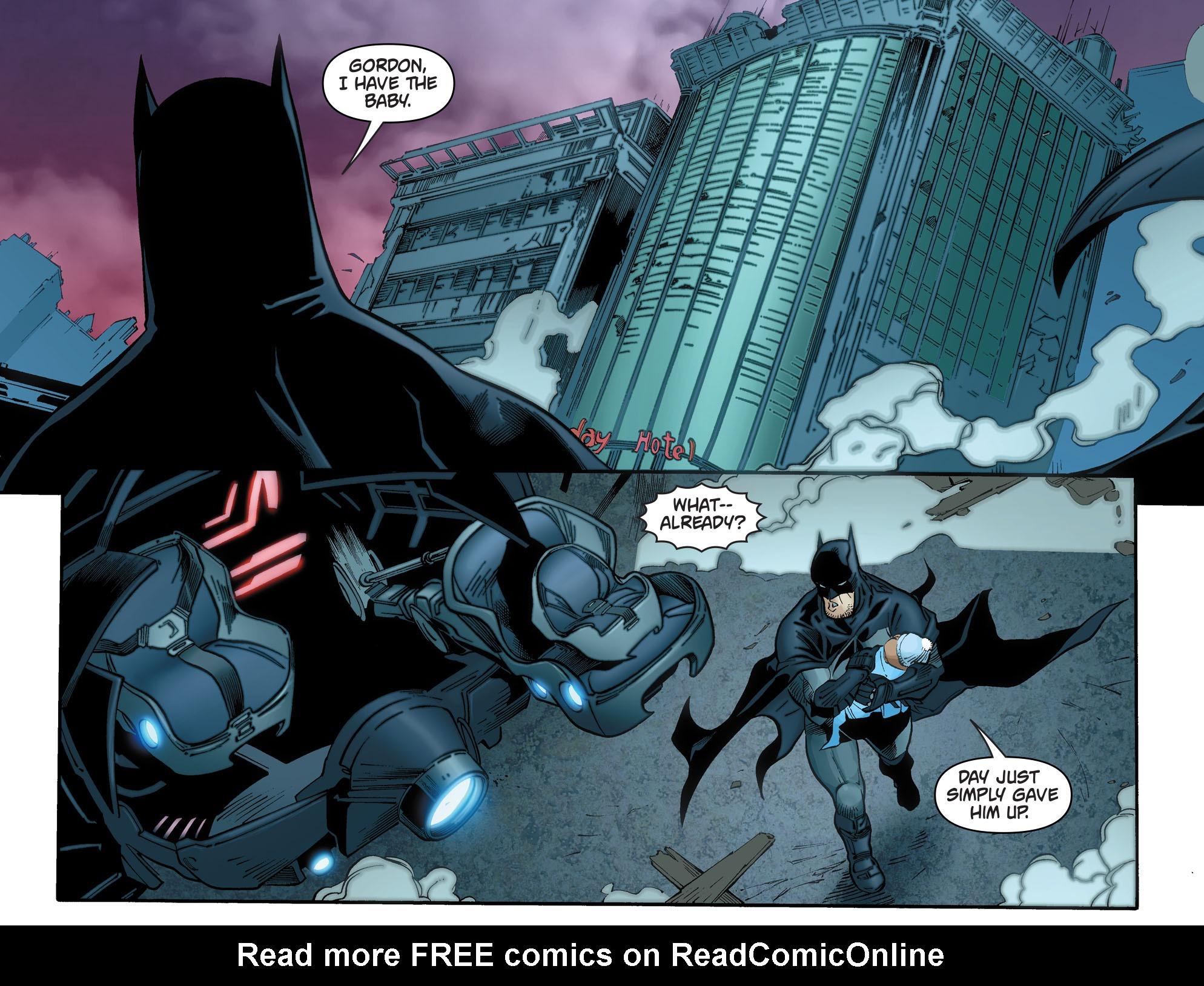 Batman: Arkham Knight [I] Issue #32 #34 - English 21