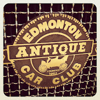 Edmonton Antique car club logo
