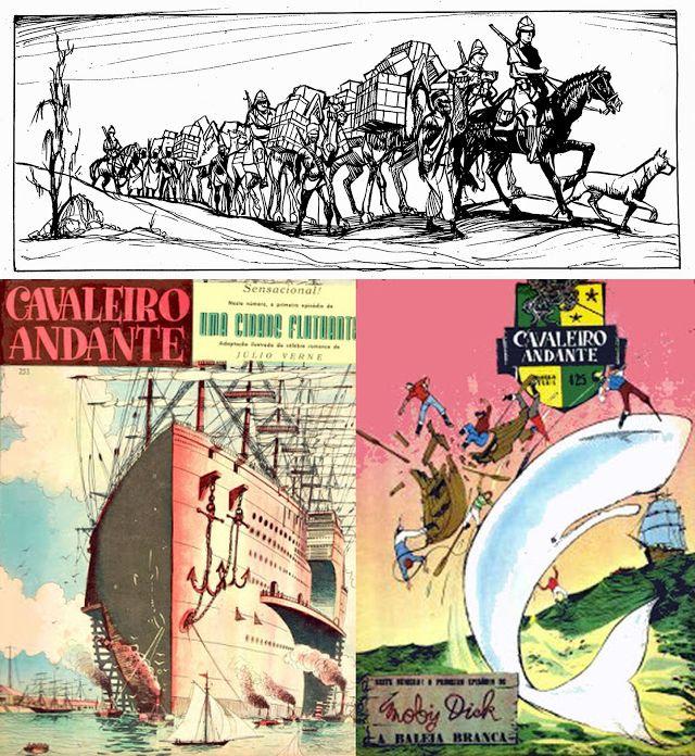 Fernando Bento, el gran dibujante portugués