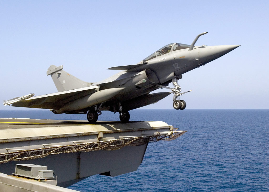 Indian Air Force May Get 126 Rafale Fighter Planes