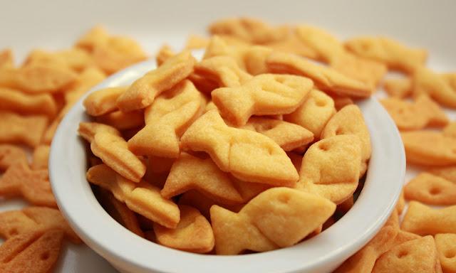 how to make gel goldfish food