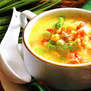 Resep Cara Membuat Sup Jagung yang Enak dan Sehat