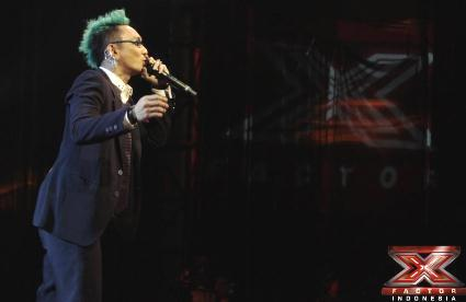Isa Raja X Factor Indonesia