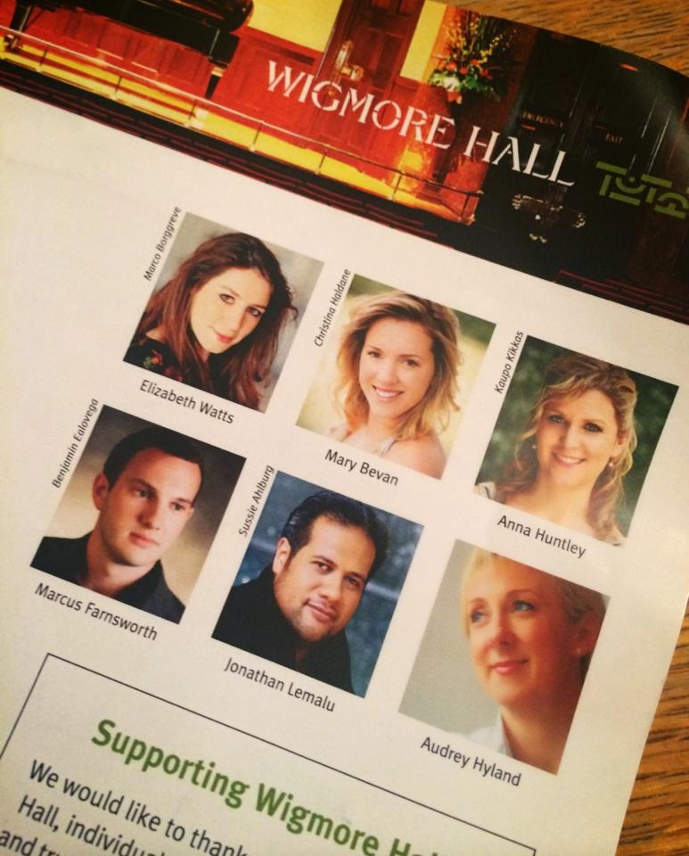 Songsmiths - Wigmore Hall