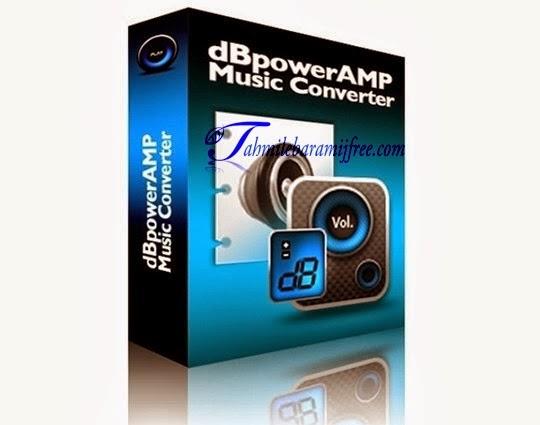 تحميل برنامج dBpowerAMP Music Converter 15