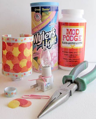 Empty Container Crafts
