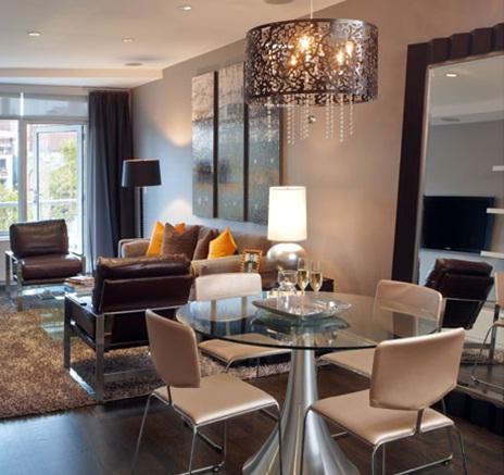 Decora y disena salas peque as un espacio con gran estilo for Decoracion de salas clasicas elegantes