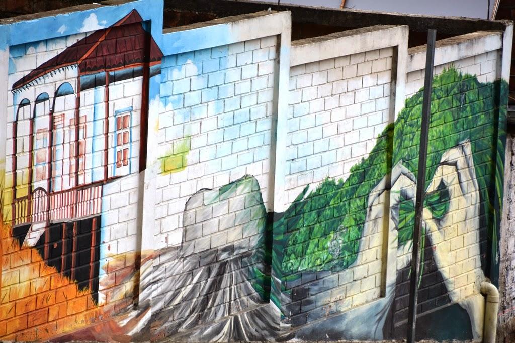 Montecristi graffiti