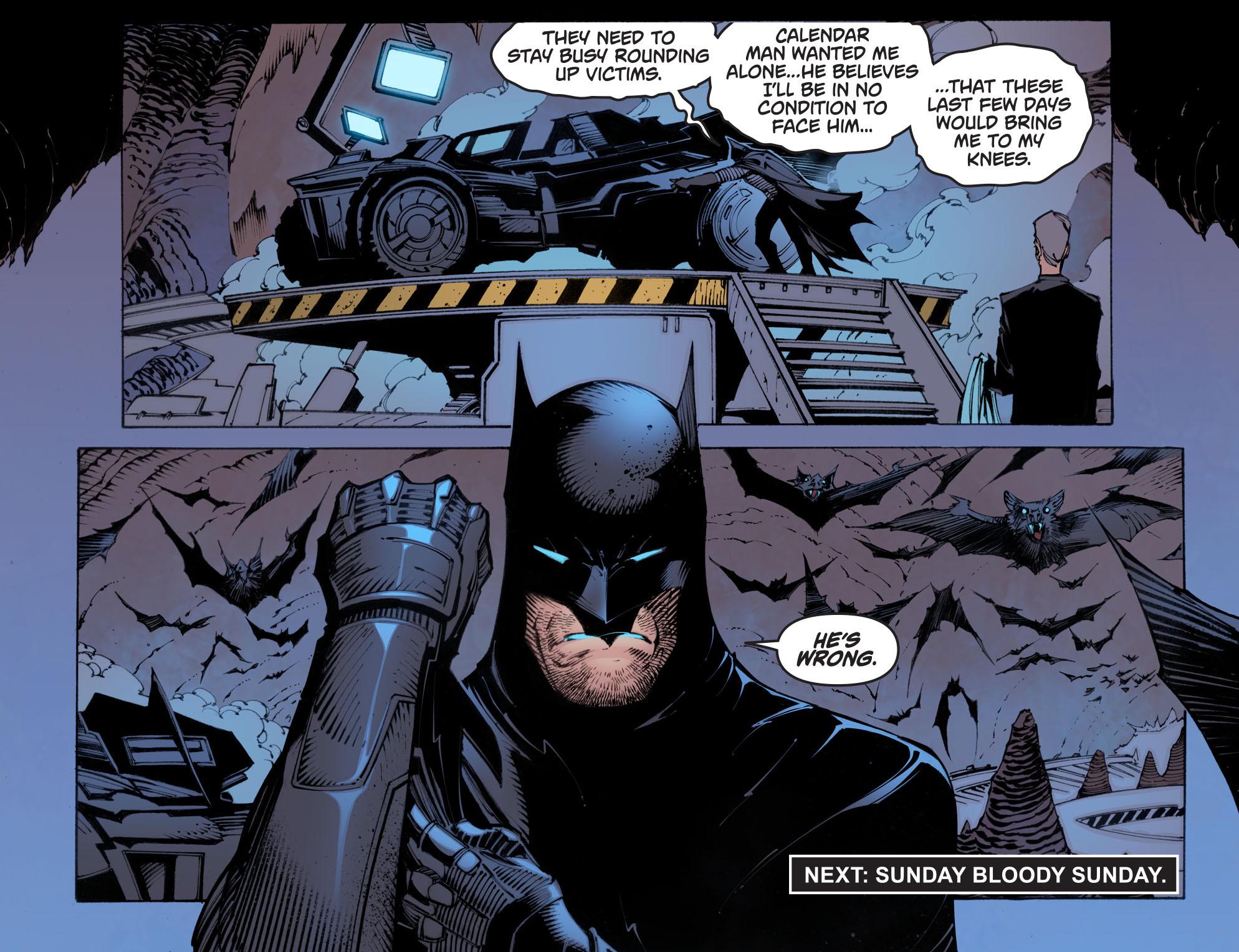 Batman: Arkham Knight [I] Issue #31 #33 - English 22