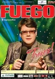 "<b><i>FUEGO - Turneu naţional: ""TRĂIESC!"" (aprilie 2015) </i></b>"