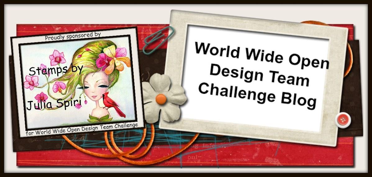 World Wide Open Design Team Monthly Challenge