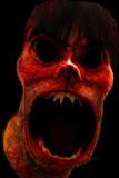 Scary Prank Face