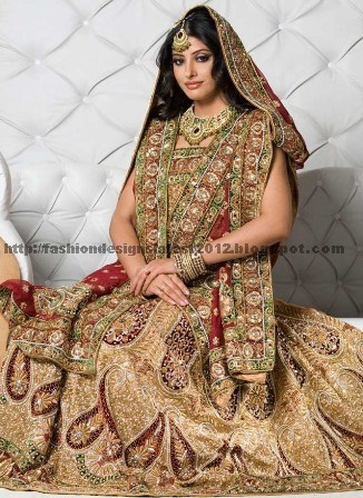 Indian-Bridal-Dresses-Designs