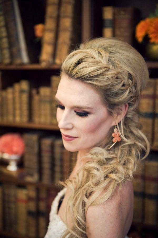 Historia de la belleza Edad moderna - Peinados De La Edad Moderna