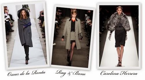 Greys For Fall Fashion 2013