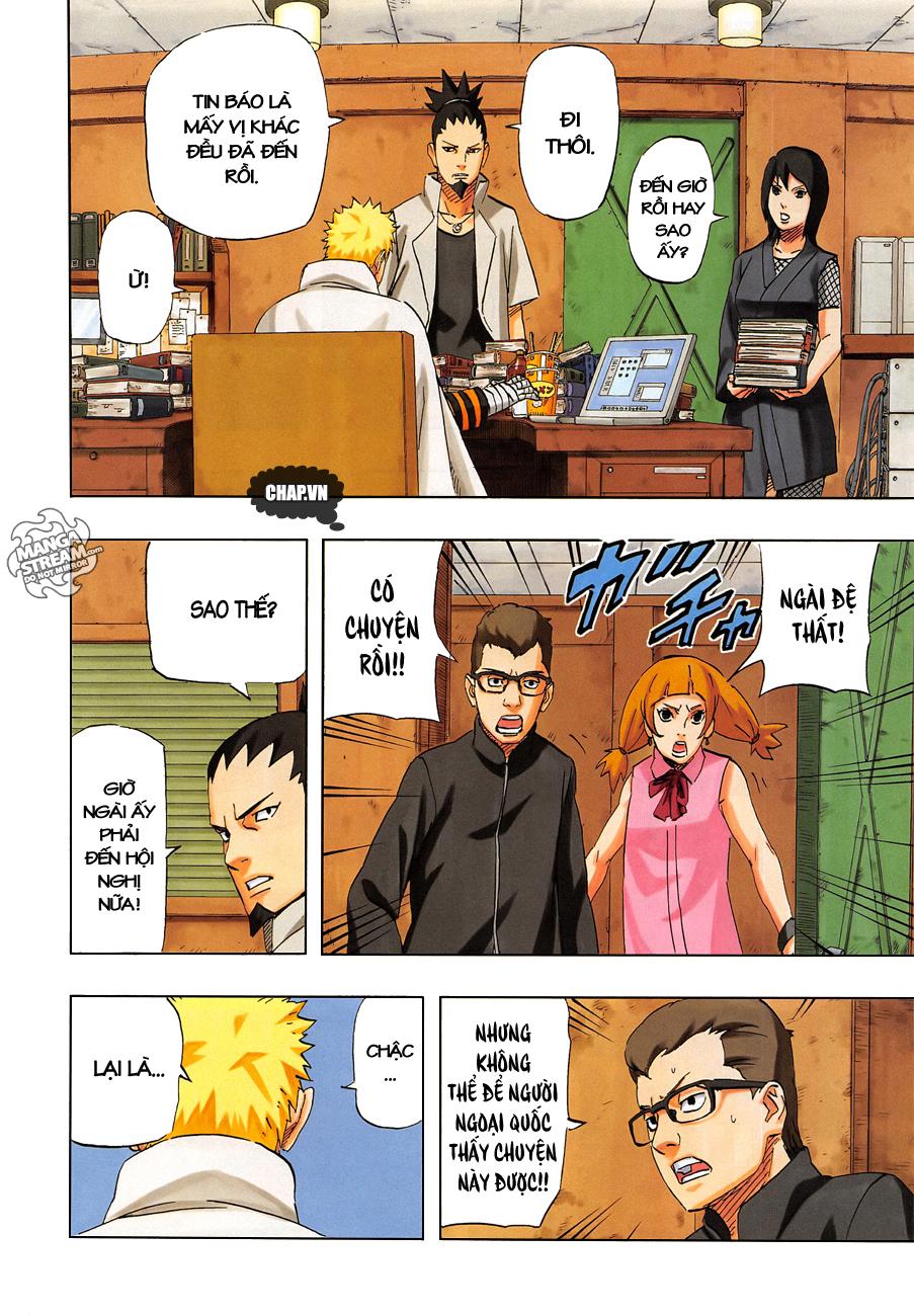 Naruto chap 700 – Chap cuối Trang 12