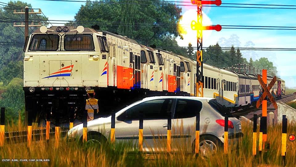 Trainz Simulator 2009 Full Version