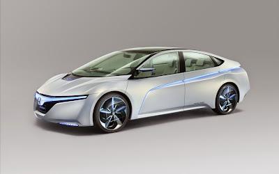 Honda Concept Car Tokyo Auto Show 2015