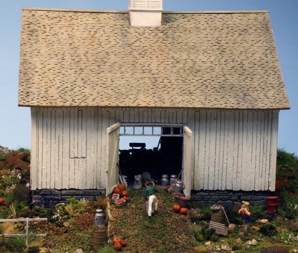 White River Division Alder Models  Barn