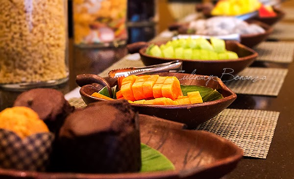 Buffet Goes Traditional at The Mayflower Jakarta