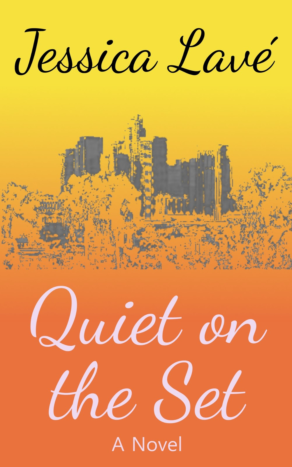 Author Interview + Giveaway: Quiet on the Set by Jessica Lave