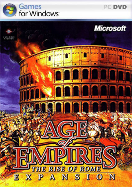 Age of Empires Expansion The Rise of Rome Download Game
