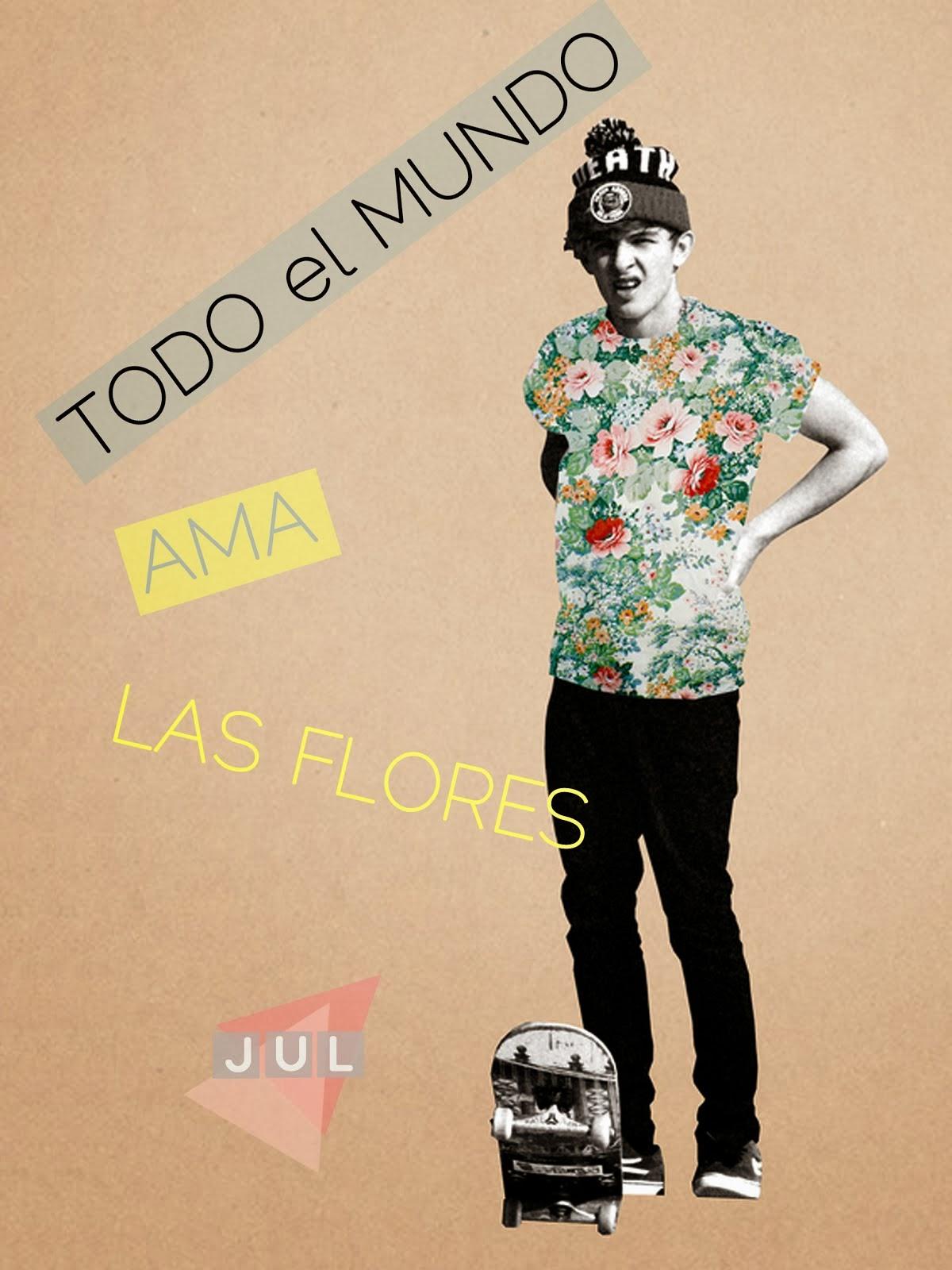 Les fleurs / by JUL