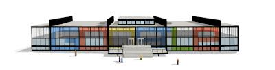 Google Doodle Peringati Mies van der Rohe's 126th Birthday
