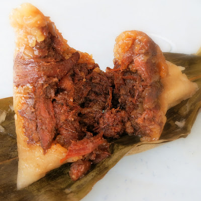 Rice Dumpling 肉粽