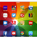 Get the form of IOS 7 for your browser Google Chrome