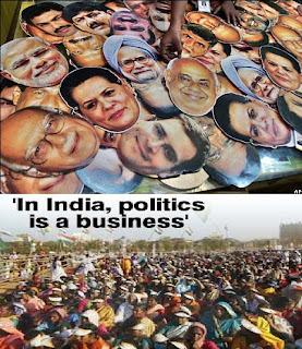 ఎన్నికల భారతీయం - Elections in India is a business