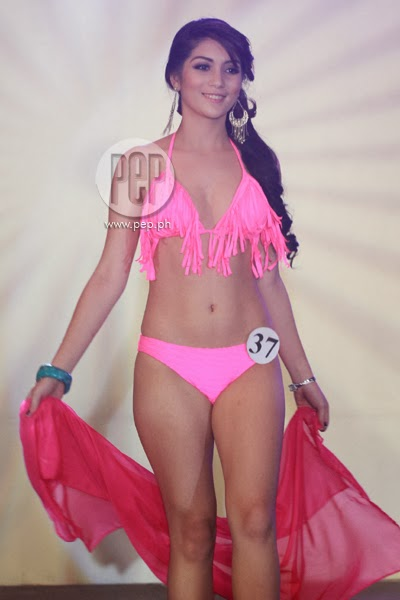 bb pilipinas 2014 press presentation swimsuit philippines universe contestant 37 All Bb. Pilipinas 2014 Contestants in Swimsuit (Press Presentation)