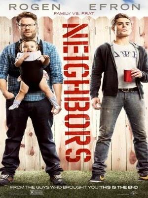 Phim Hài Hước Hàng Xóm Ôn Dịch - Neighbors - 2014