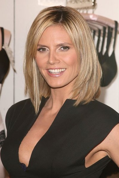 heidi klum haircut 2011. Heidi Klum married famous