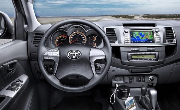 New Toyota Hilux 2016