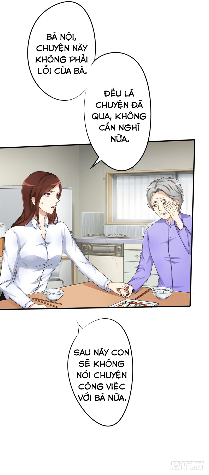 Sự Cứu Rỗi Của Người Vợ_Chap 10