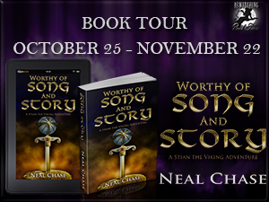 Worthy of Song and Story Book Tour