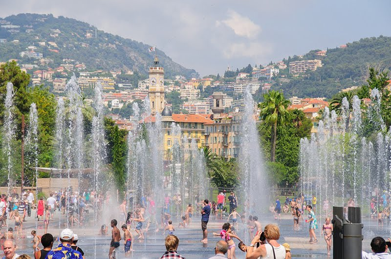 All the Nice things in Nice