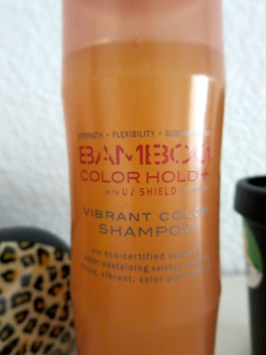 Alterna Bamboo Color Hold+ with UV Shield Shampoo