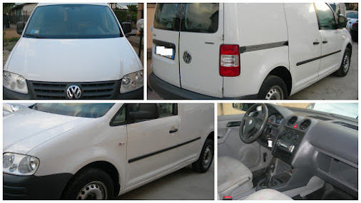Vw Caddy VAN  2.0 Ecofuel Metano Anno 2009 accessori full optional prezzo 5.500,00 euro