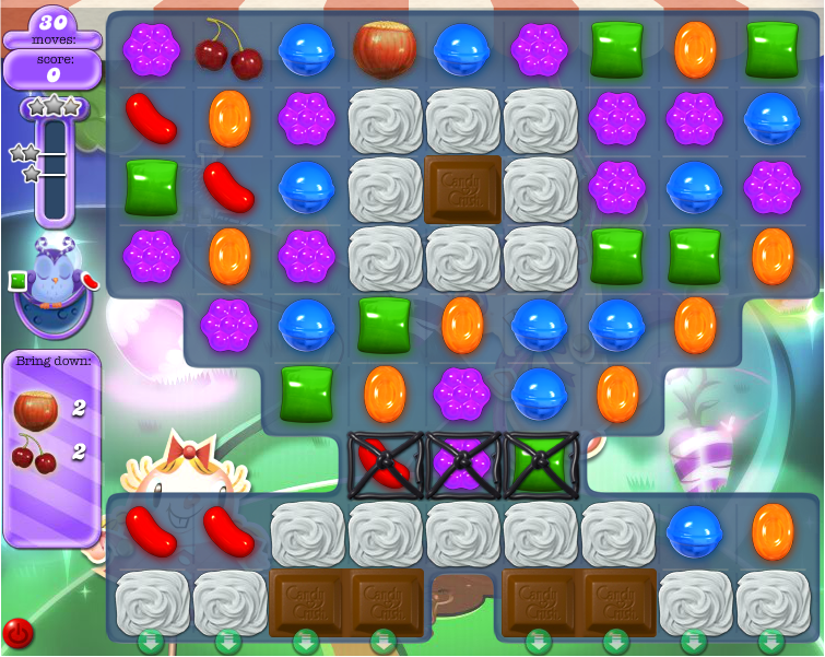 Droomwereld level 72 | Candy Crush tips | Eierronde