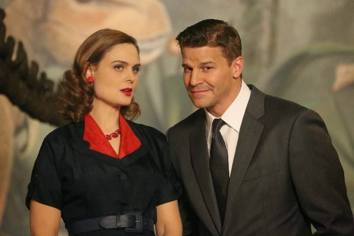 Bones - Episode 10.10 - The 200th in the 10th - Promotional Photos