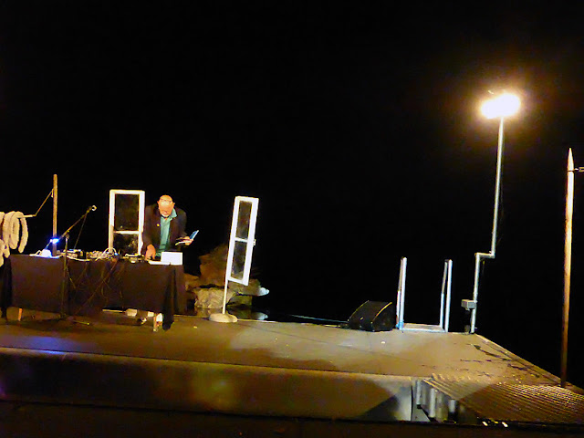 DJ Roedelius joue les classiques de Cluster en hommage à Dieter Moebius / photo S. Mazars