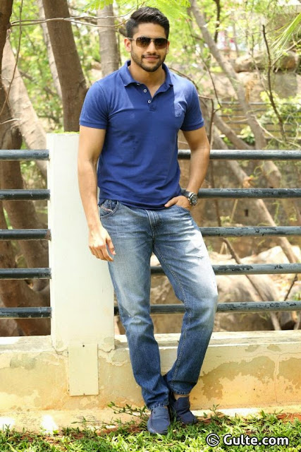 Nagechaithanya Latest Images - Tollywood Heroes